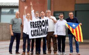 Indultados Cataluña