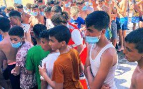 Menores en Ceuta