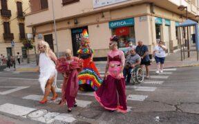 Imagen de la última celebración del Orgullo en Melilla