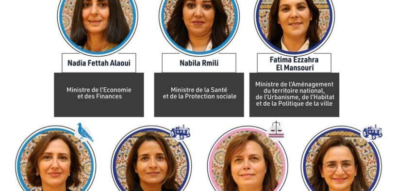 Nuevo gobierno de Marruecos